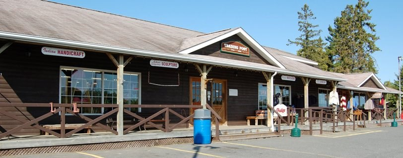 An iconic landmark for anyone travelling along Highway 69 south, a stop at the French River Trading Post has become a tradition for generations of families.