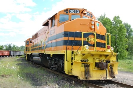 Huron Central Railway 1