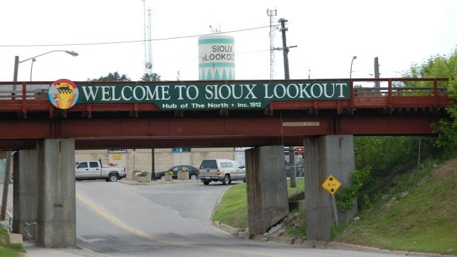 Bringing natural gas to Sioux Lookout was seen as a way to attract new industry to grow and diversify the economic base of the northwestern Ontario town.