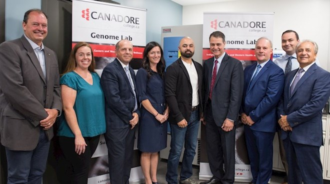 canadore_genome_lab
