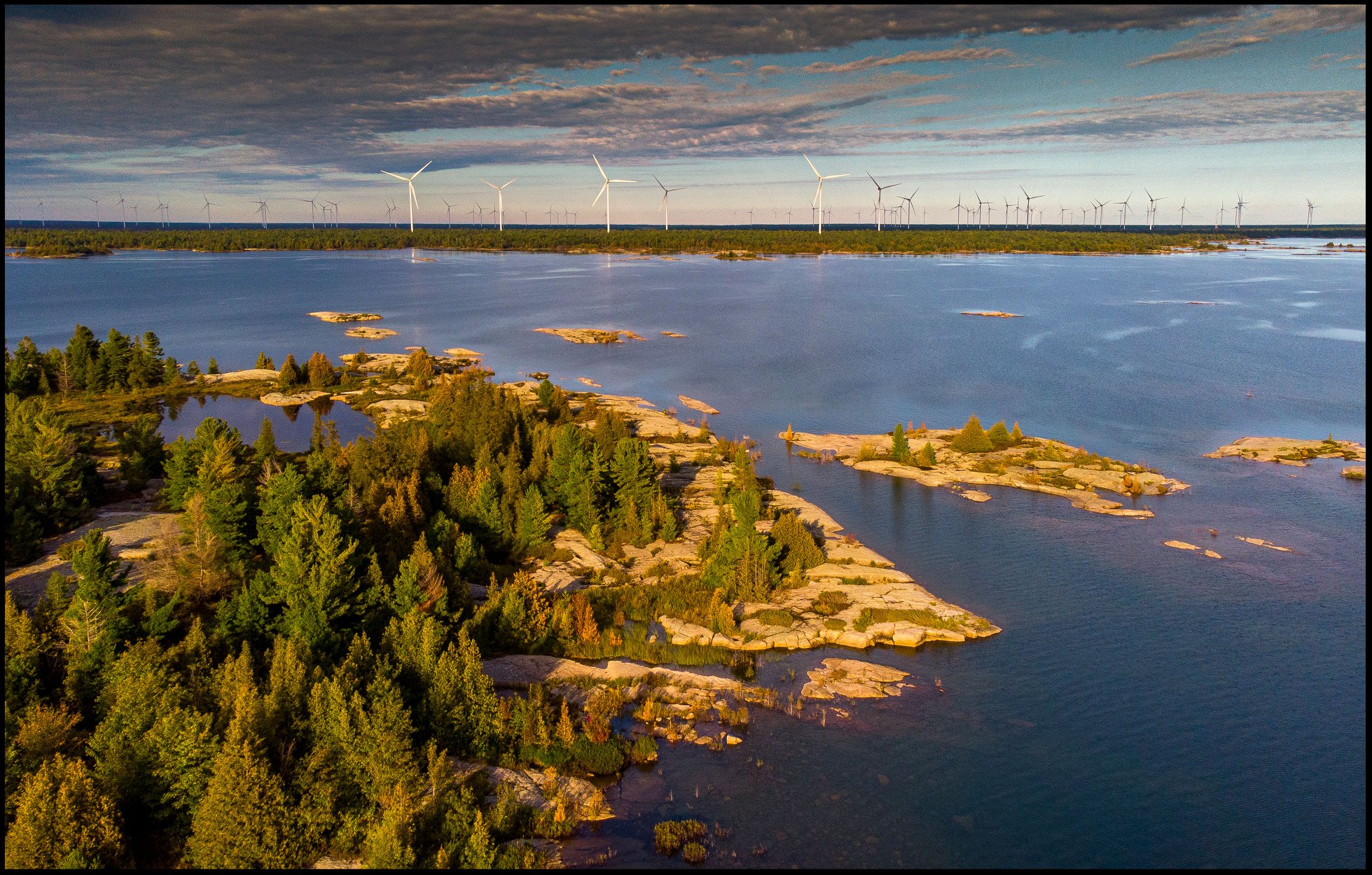 CANADA: Construction completed on the largest First Nation wind project in the country