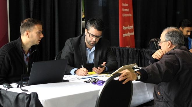 Companies, business and community leaders from across Canada gathered in Sault Ste. Marie last week for Aboriginal Business Match East 2016, which pairs businesses together for one-on-one meetings.