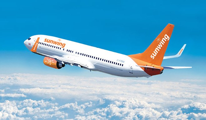 sunwing_in_flight