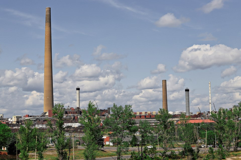 Vale announced on July 28 that it has decommissioned its Superstack in Sudbury. (Supplied photo/Vale)