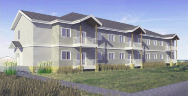 CREE-Ative Structures is proposing to build two emergency housing centres – one in Timmins and one in Thunder Bay – to temporarily house evacuees forced from their homes in remote Northern First Nations due to flooding, forest fires or infrastructure failures. (Supplied image)