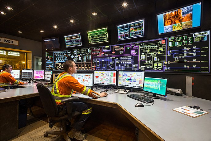 Vale control room 2