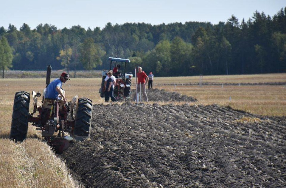 Verner Plowing Match