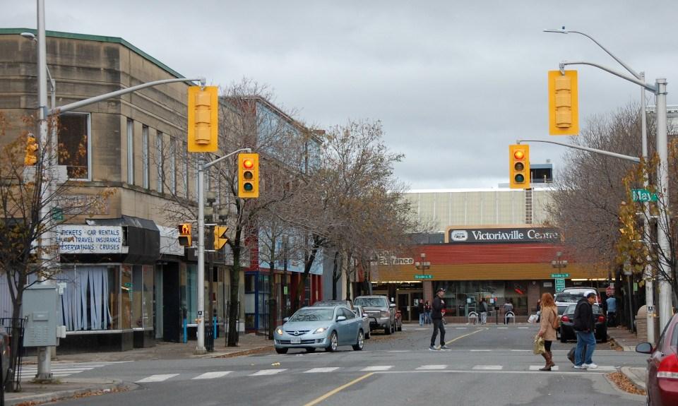 Victoriaville Mall 2