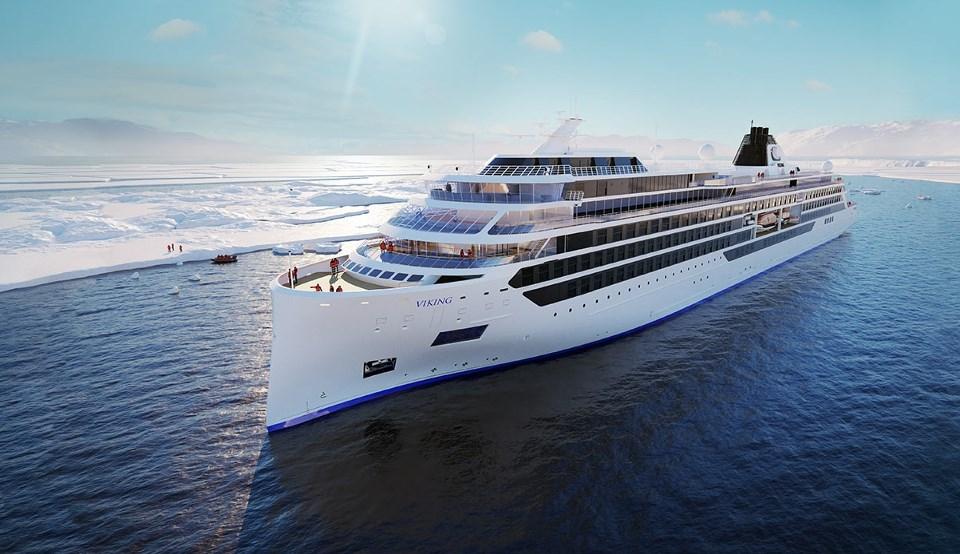 Viking Cruise Ship