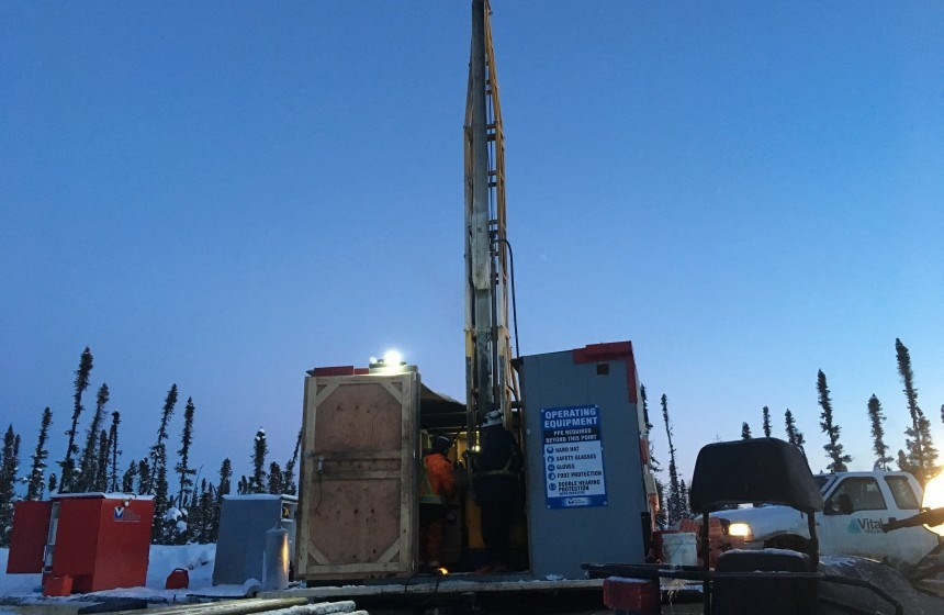 Vital Drilling 1