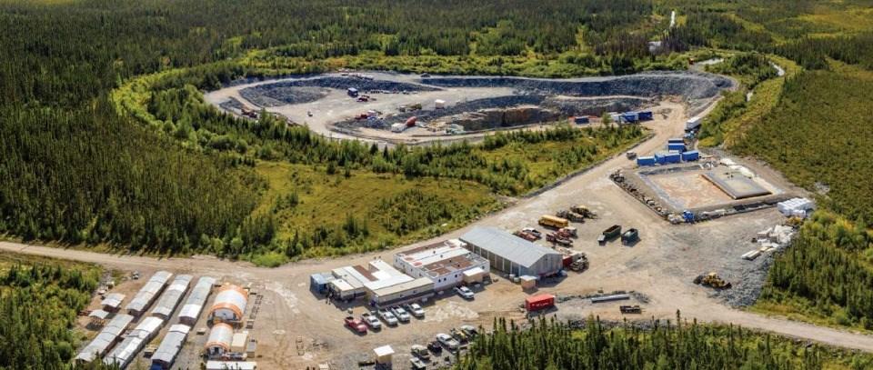Wallbridge Mining Fenelon Project (Que)