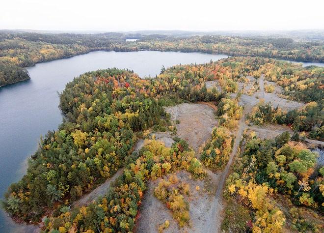 West section of Golden Rose mine (TemagamiGold.com)
