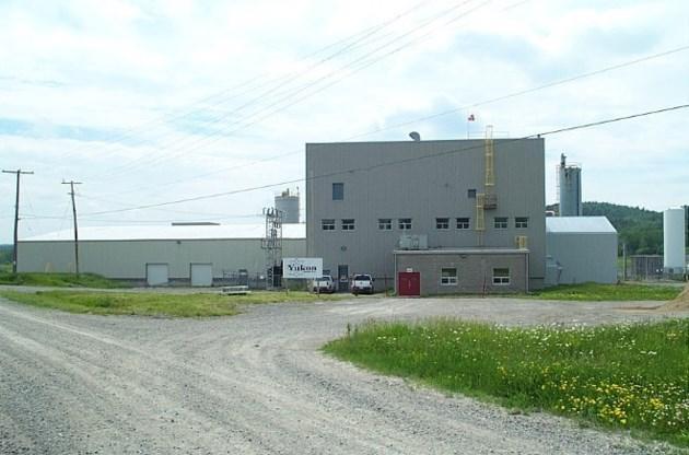 Yukon refinery