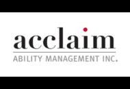 Acclaim Ability Management