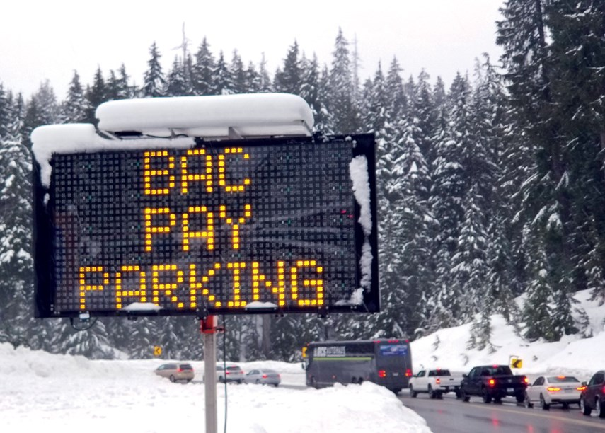 Cypress Pay Parking web