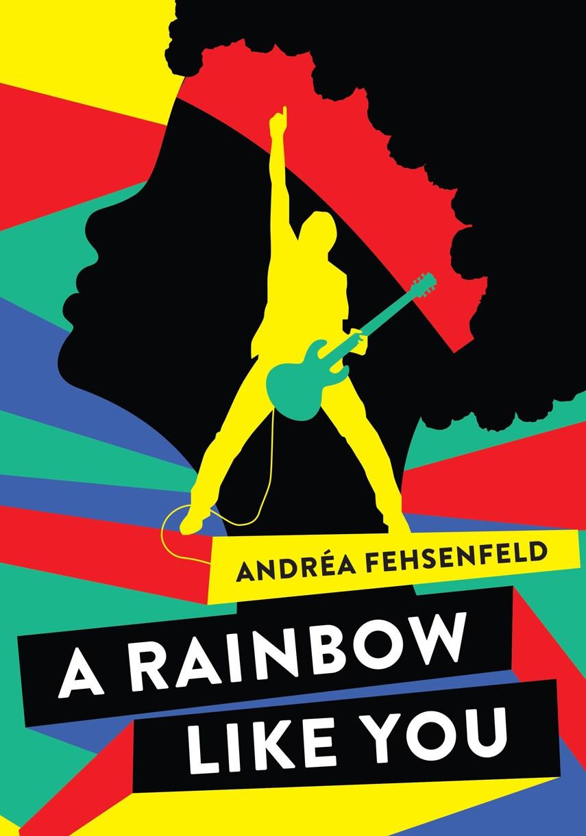 book A Rainbow Like You