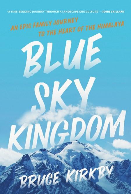 book Blue Sky Kingdom - web
