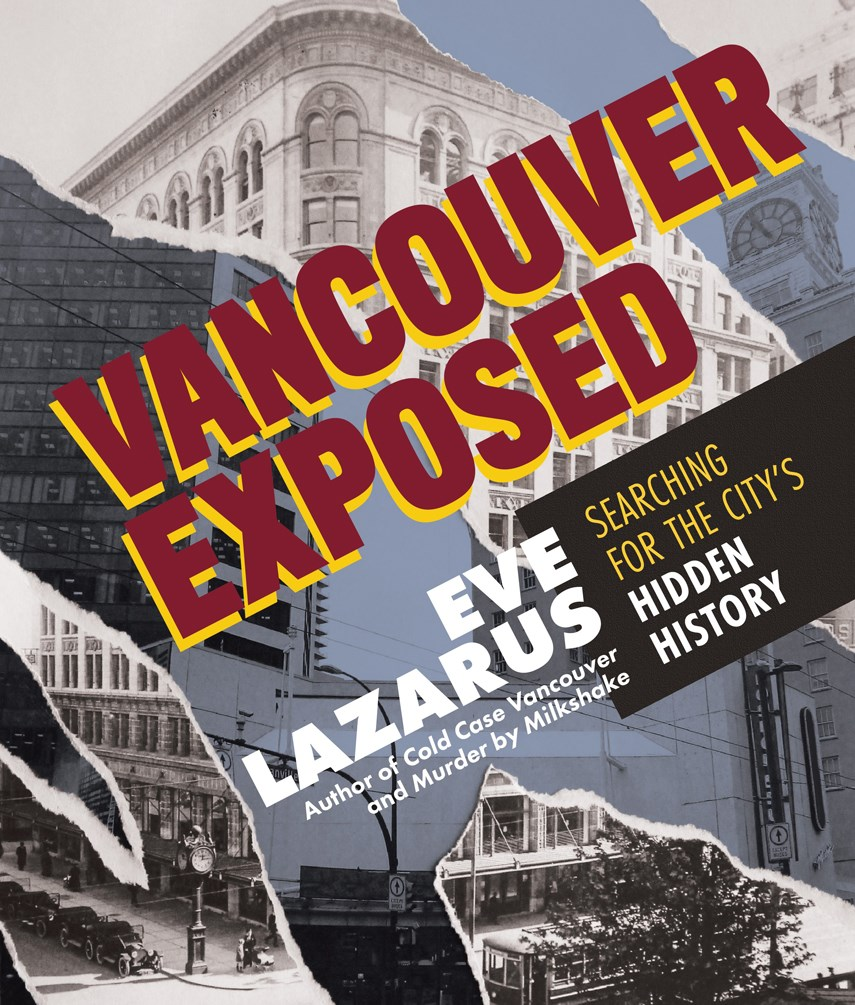 book Vancouver Exposed