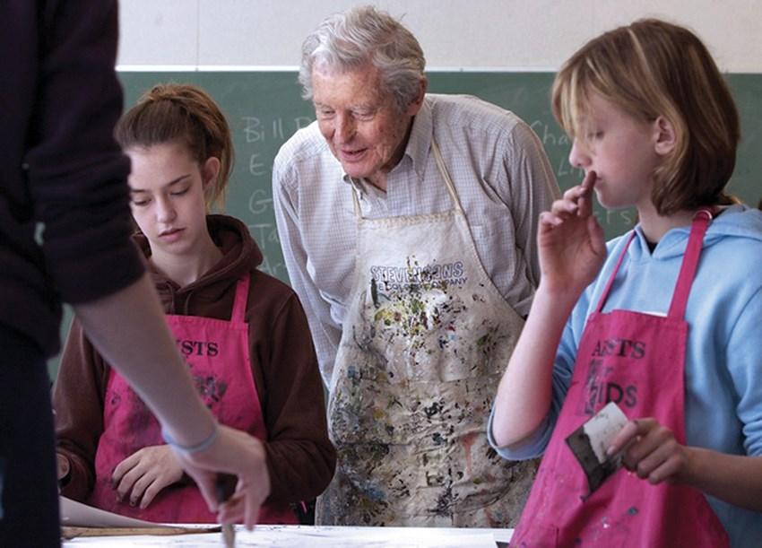 Gordon Smith Teaching 5web