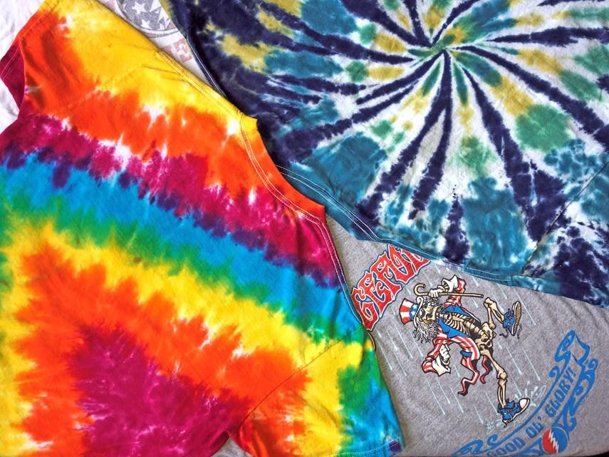 Grateful Dead T-shirts picWEB