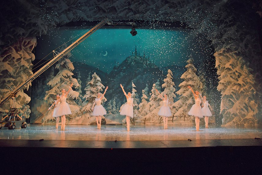 Goh Ballet, a dance school in Vancouver, is offering a new twist on The Nutcracker this holiday season. Instead of a live show, the dance school has filmed a new adaptation of the ballet audiences can watch online. Photo via Goh Ballet