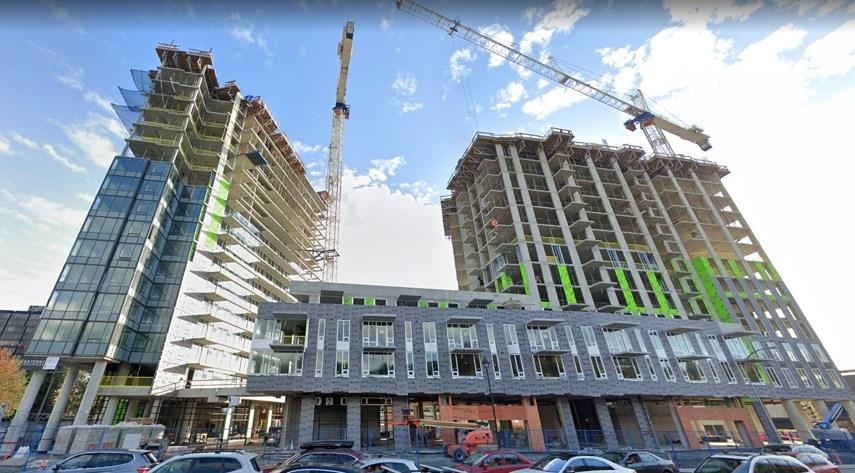 Park Royal construction google web
