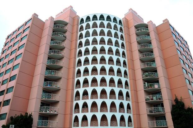 Pink Palace-WV-Villa Maris