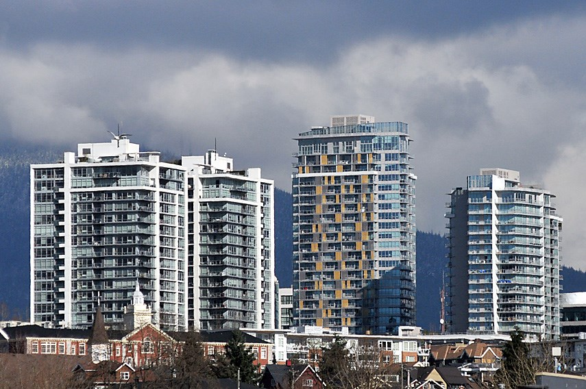Lonsdale Condo towers PM