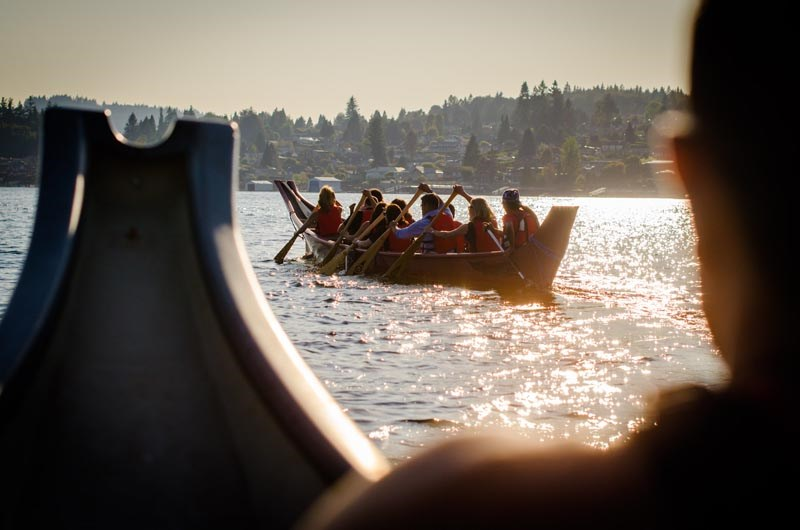 After over a year in hiatus, Takaya Tours has put their 10.6-metre canoes back on the water and has opened the cultural tours back up to the public.