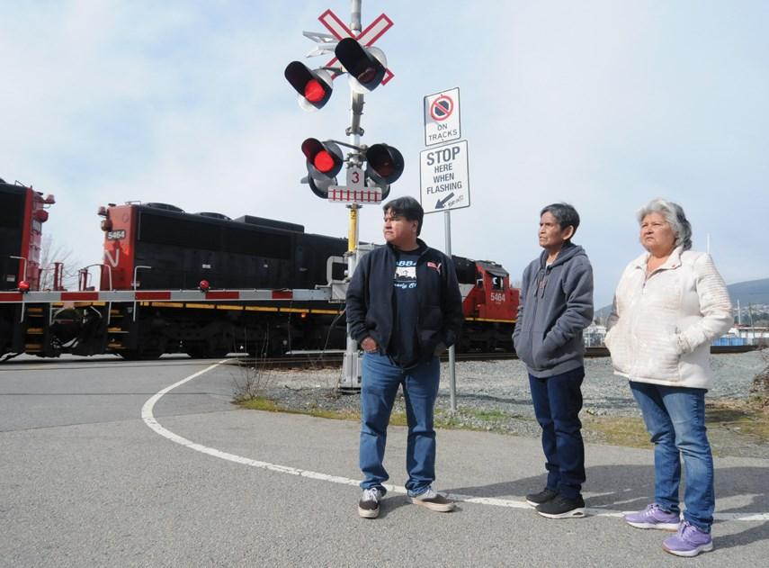 CN Rail Complaint web