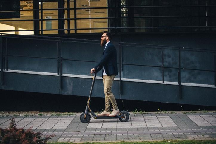 E-Scooter (Getty)