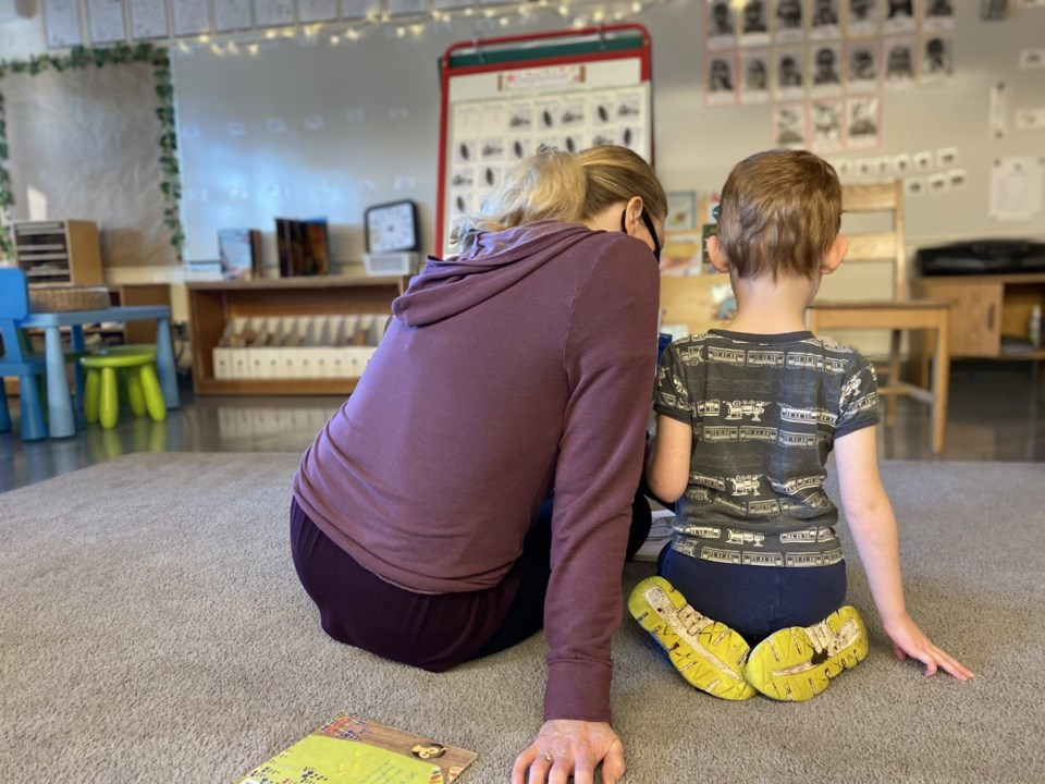 NVSD Early Learning