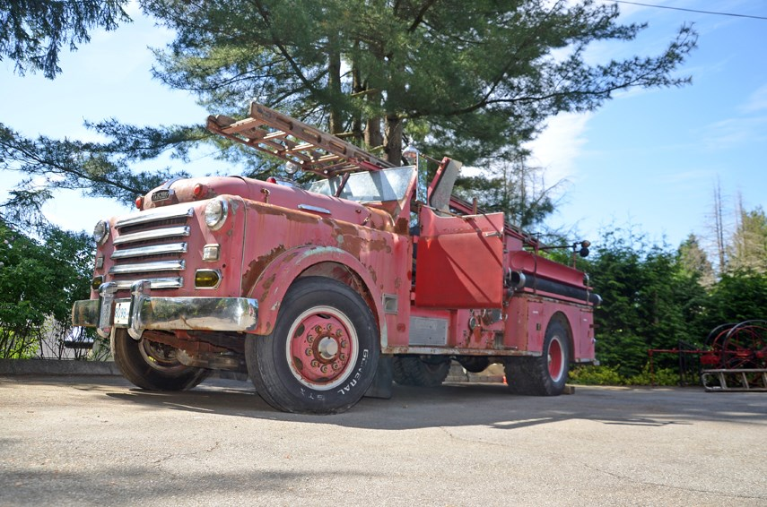 Old 31 was originally purchased by the West Vancouver fire department in 1954. After it was first auctioned off to Prince George, it has been returned back to the North Shore after decades away on June 3, 2021.