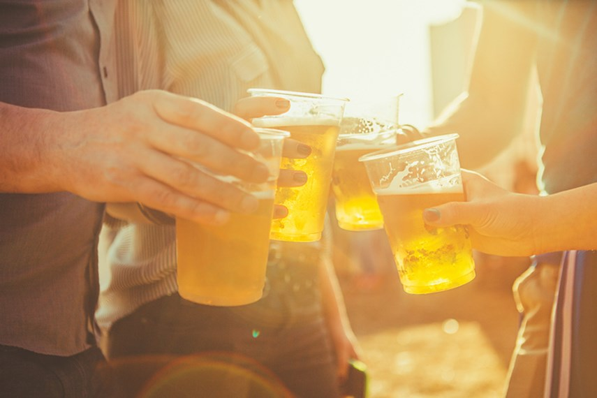 There are 7 parks and green spaces in the City of North Vancouver where it's legal to consume alcohol.