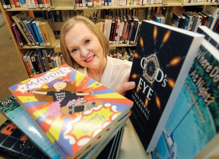 Pat Cumming of WV Memorial Library