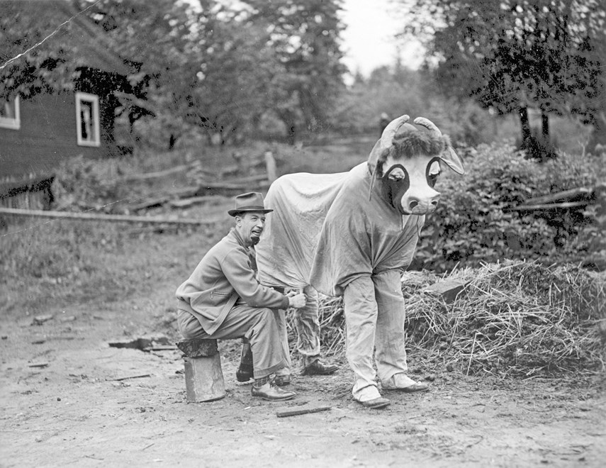Time Traveller: This photo from a 1942 North Van carnival will haunt your dreams
