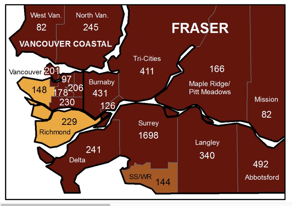 covid map LM April17