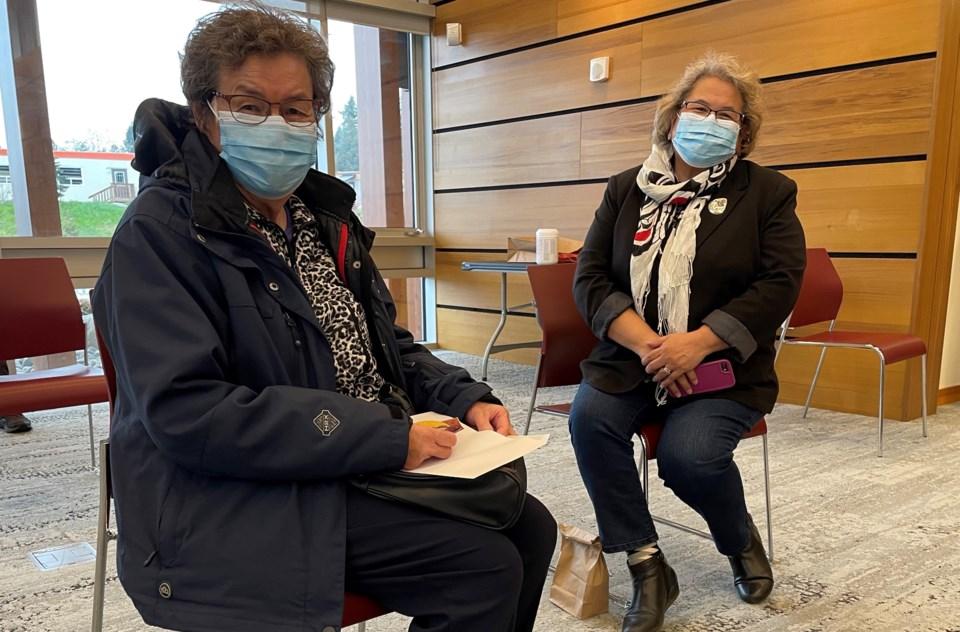 Tsleil-Waututh Nation_Elder Vaccination Clinic