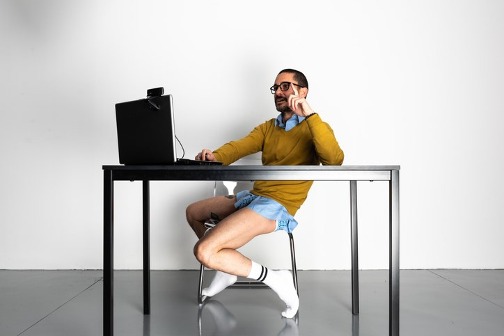 Work from home - Getty Images