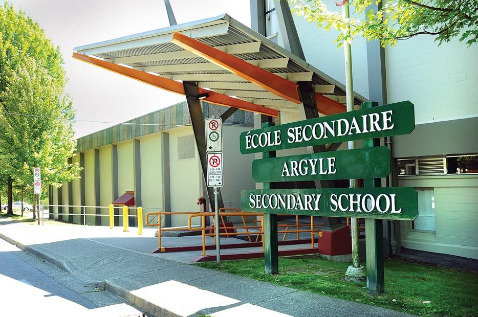 Argyle Secondary School Cindy