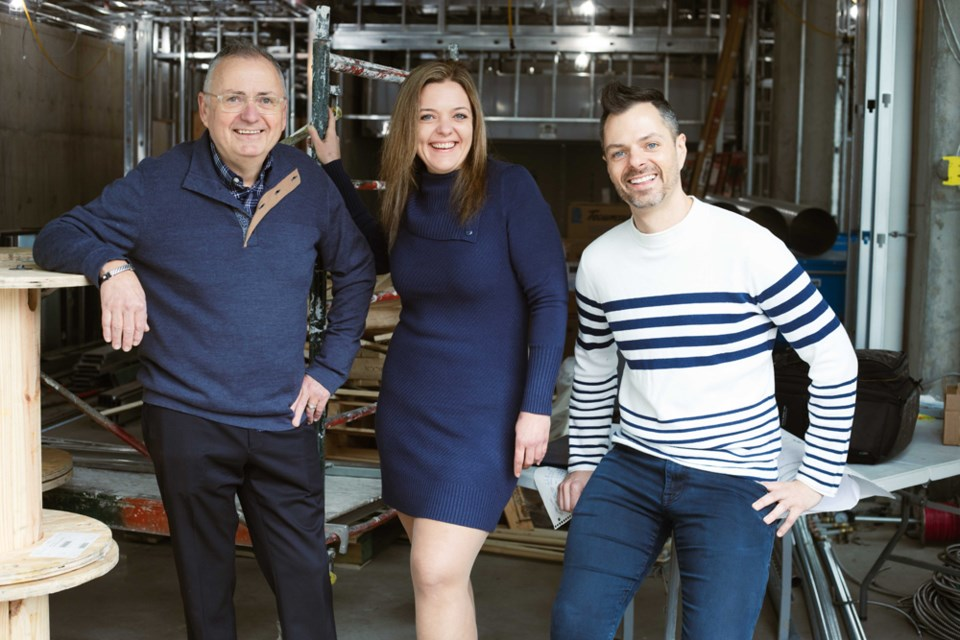 Siblings Katie and Jeremy Mitchell are the driving forces behind Cantina Norte, while family patriarch Philip Mitchell serves as the restaurant's executive chef.