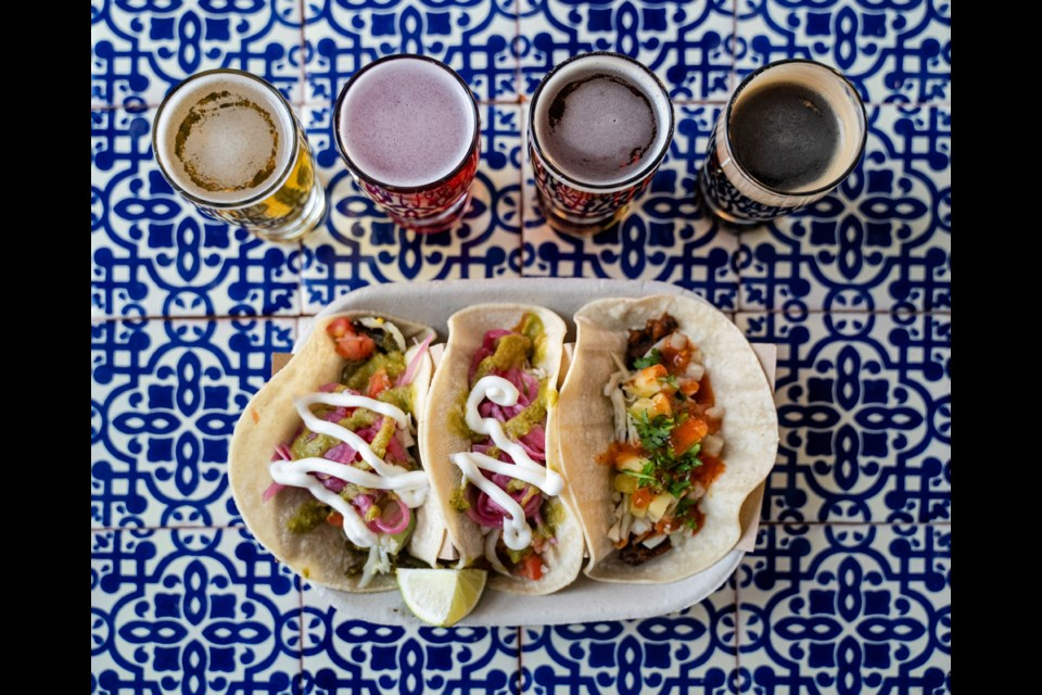 La Cerveceria Astilleros is now open in Lower Lonsdale's Brewery District, bringing a taste of Mexico to the North Vancouver waterfront.
