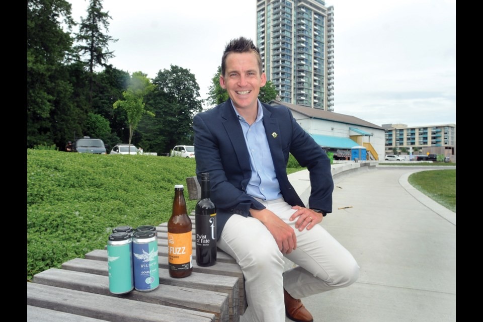 District of North Vancouver council voted to go ahead on a pilot project to allow alcohol in some district parks. The motion was brought forward by Coun. Jordan Back.