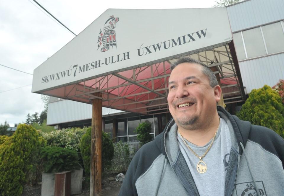 Aaron William Squamish Nation (2)