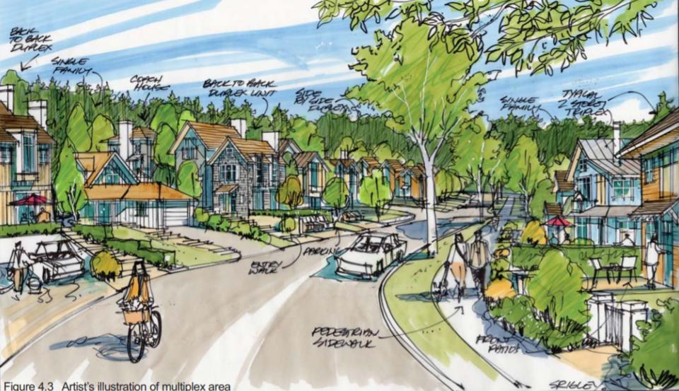 Horseshoe Bay draft local area plan 2