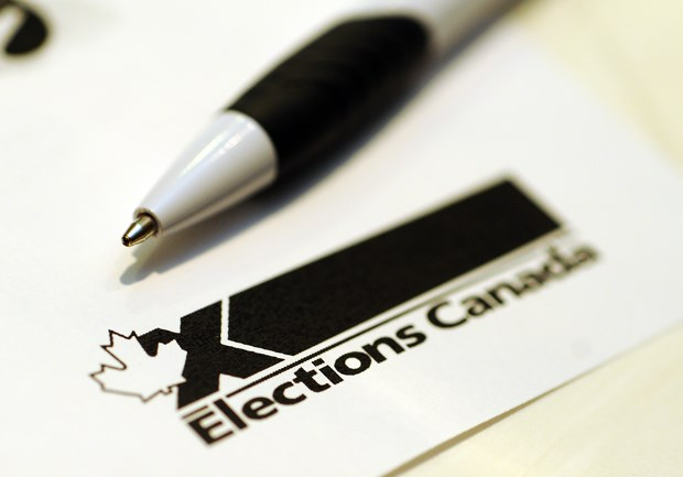 Pen and Election Sign CG