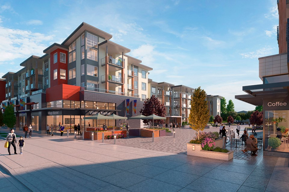 Hamilton Village is set to be completed by the end of 2023.