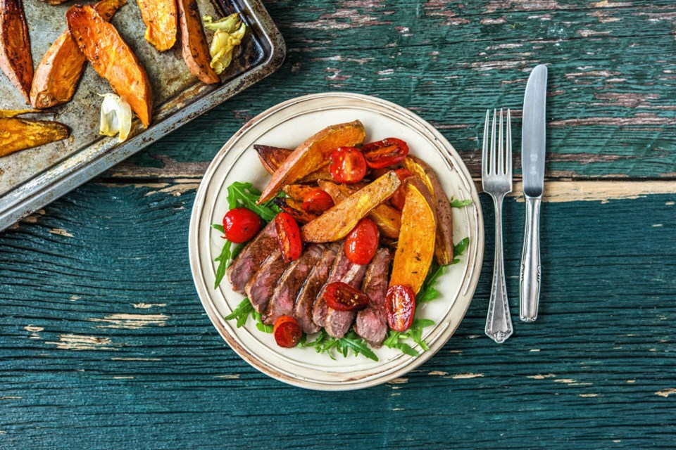 Data reveals that demand for meat-based meals have grown throughout the pandemic.