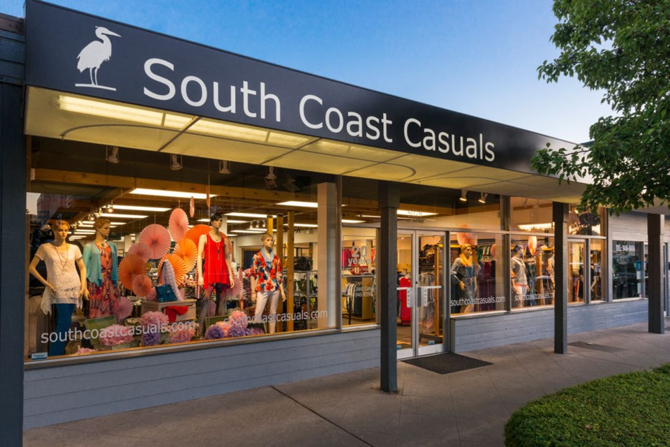 The experts at South Coast Casuals in Ladner Village can help you find the perfect fitting jeans for your body type.