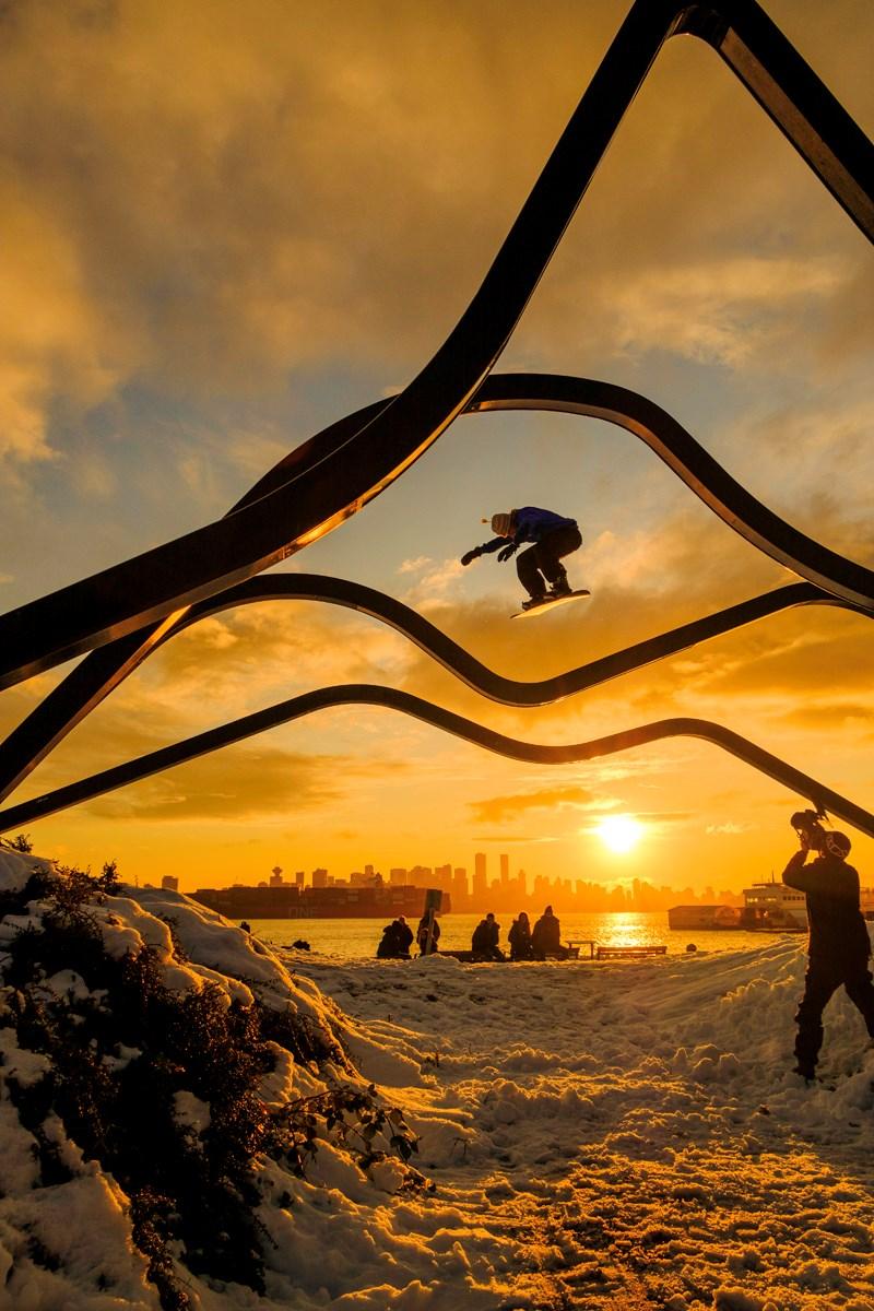 Adam Franks (snowboarder) Evan Chandler-Soanes (photographer) - web